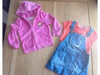 Girls age 3-4 years clothing bundle