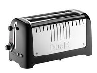Dualit 4 slice toaster with defrost setting