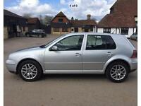2001 VOLKSWAGEN GOLF V5 BLACK LEATHER SUNROOF STARTS AND DRIVES PX V6 GT TDI VW