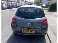 RENAULT CLIO 1.5 DIESEL ROAD TAX ONLY £30 FOR YEAR IS VERY GOOD CONDITION FOR SALE