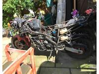FZ750 Genesis project for sale