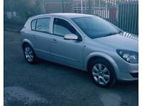 Vauxhall astra 05reg 1.4 twinport hpi clear tax tested