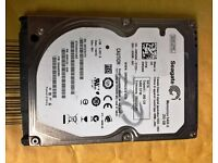 "250Gb Seagate Momentos 2.5"" Sata Hardrive 5400rpm ST9250315AS Tested / Working"