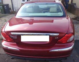 X-Type Jaguar 2.5 2005 - Good condition.