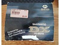 Shimano DX PD-M646 Downhill/BMX/Dual Slalom Racing Pedals