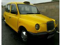 2005 05 LTI TXII Automatic Nissan Engine Derby Yellow London Taxi TX2 TX1 TX4 Peugeot E7