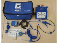 CONWIN DUAL SPLIT SECOND SIZER ..... WITH CARRYING BAG. AND ACCESSORIES