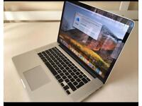"""Apple MacBook Pro 15"""" retina late 2013 2.3ghz 16GB brand new condition fully loaded"""