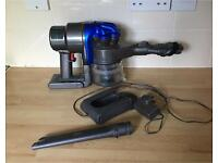 Dyson handheld vacuum cleaner - cordless - very little use
