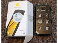 "MOTOROLA E 4G LTE, 5""Screen, 8GB, 2nd Generation In Excellent Condition"