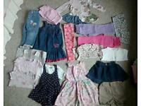 Girls deluxe clothes bundle 2-3 yrs