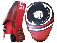 Boxing Focus Pads Hook & Jab Mitts