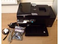 HP Officejet 4500 All-in-One Printer (Print, Copy, Scan, Fax) with print cartridge