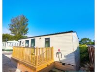 2010 Willerby Richmond Holiday Home on 'The Bungalow' site close to Morecambe