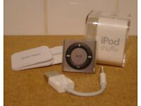 Apple ipod shuffle as new