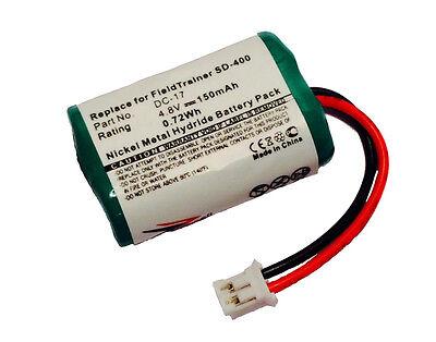 Battery For SportDog / KINETIC MH120AAAL4GC Dog Collar Wetlandhunter SD-400 Camo comprar usado  Enviando para Brazil