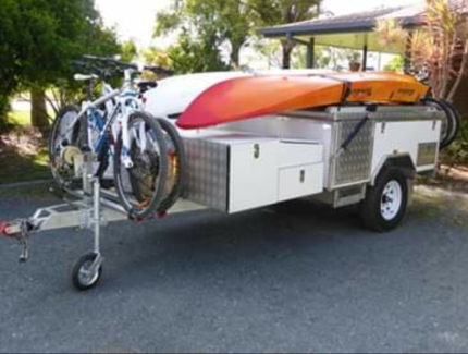 Off-road Camper Trailer Mackay Surrounds Preview