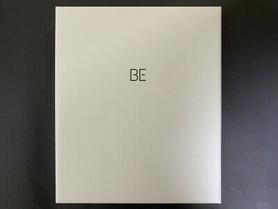 BTS-BE OFFICIAL PHOTO BINDER