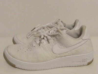 Nike Air Force 1 Ultra Flyknit Low AF1 White Ice Men's Sneaker...