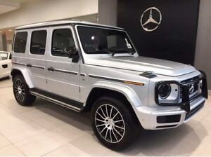 wanted:2019 Mercedes G550 G63