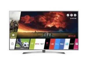 "LG 65"" 4K Smart HDR Wifi LED TV (1 Year Warranty) ZIPPAY"
