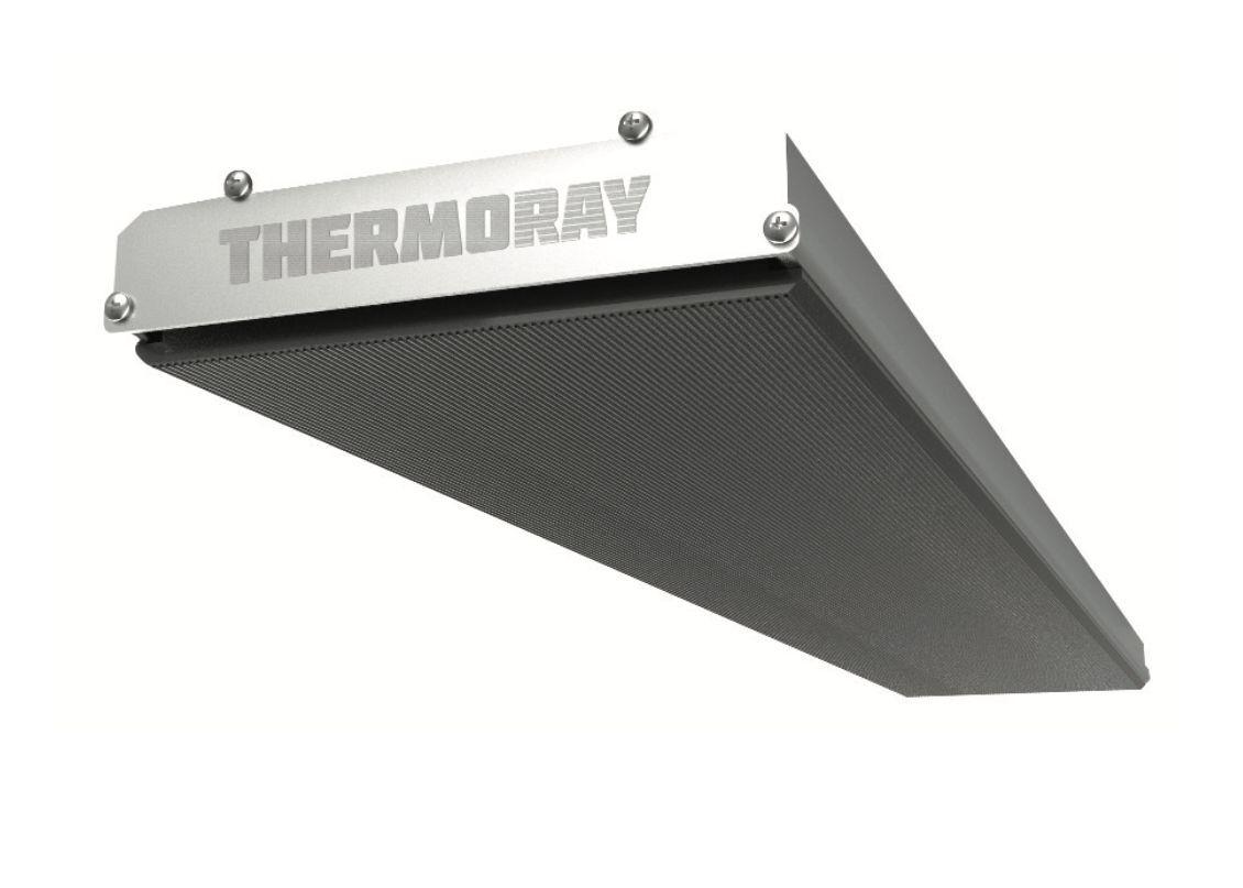 thermoray infrarot heizstrahler f r den innen. Black Bedroom Furniture Sets. Home Design Ideas
