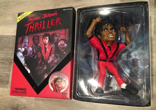 PlasticArts Michael Jackson Thriller Figure from Japan - Michael Version - Open