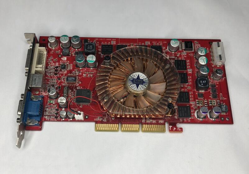 MSI FX 128MB AGP Model 8937 (180-10177-0000-A00)