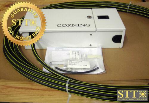 Wbtp2416-5c-cf001c Corning Fiber Panel 24 Pos Sc W/ 16m Pigtail New