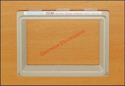 1 Pc Tektronix 426-1765-02 Crt Surrounding Bezel For 2230 Series Oscilloscopes