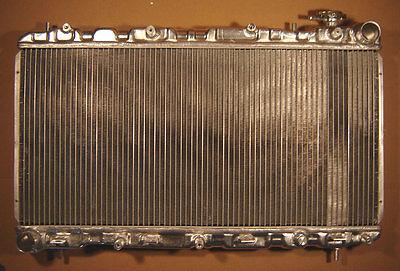 All Aluminum Radiator for 1999   2001 Subaru Impreza  Outback 4 Cyl 22L MT