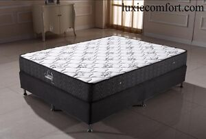 BRAND NEW BACK STONE SUPPORT MATTRESS MODEL HYBRID Hoppers Crossing Wyndham Area Preview