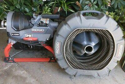 Ridgid 61688 K-5208 115v 60hz Machine With 34 Snake Cable