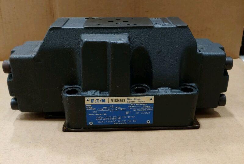 Eaton Vickers Control Valve DG5V-8-S-2C-M-FW-B-10