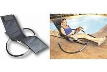 Rocking Sun Lounger outdoors Hornsby Heights Hornsby Area Preview