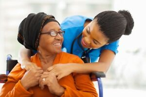 AAA Caregiver Services available for your Family