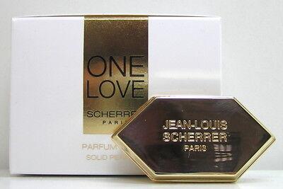 Jean-louis Scherrer One Love 1,2 G Perfume Solid