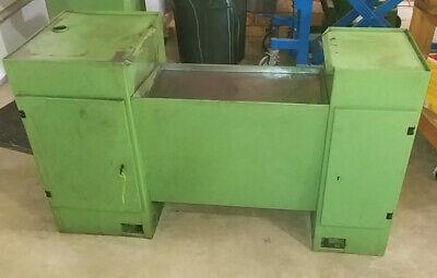 Emco Maximat Super 11 Lathe Heavy Duty Stand Pn 584520 L31t Wh