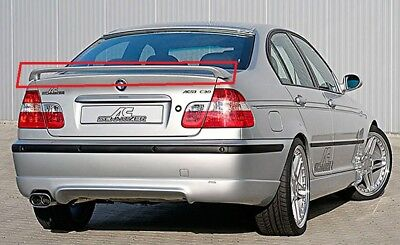 Used, Genuine E46 Coupe AC Schnitzer Rear Spoiler BNOS for sale  Telford