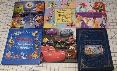 6 Disney Storybook Collection, Jr, Pixar, Bedtime,Scary,Fairy, Princess - Scary Princesses