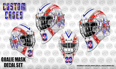 Face Masks - Goalie Cage Mask