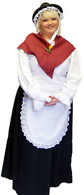 WELSH LADY COSTUME Great for St David's Day-Eisteddfod All Ladies Sizes 10-42 - All Saints Day Costumes