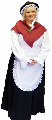 St Davids Day-Wales-National Day WELSH LADY Costume Ladies All Sizes/Plus Sizes - All Saints Day Costumes