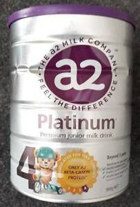 DENTED TIN - a2 Stage 4 Platinum Premium Infant Formula