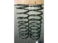 Escort rs turbo front coil springs, a brand new pair