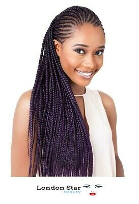 X-pression Ultra Braid Best and Natural Texture for Box Braid All