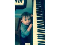 Piano lessons-all ages and abilities