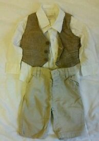 Mamas and Papas newborn outfit