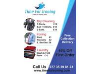 Ironing Dry cleaning Laundry Services