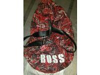 Custom Stitched Duffle Bag